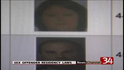legislature ban sex offender residency restrictions